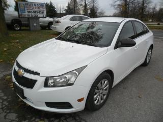 Used 2011 Chevrolet Cruze WOW