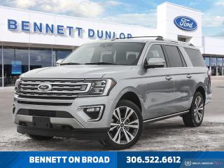 New 2020 Ford Expedition Limited MAX for sale in Regina, SK