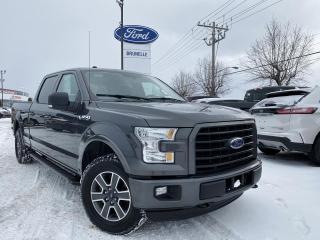 Used 2016 Ford F-150 XLT SPORT GPS for sale in St-Eustache, QC