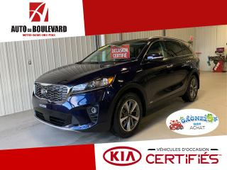 Used 2020 Kia Sorento EX V6 AWD TOIT PANO CUIR HAYON for sale in Notre-Dame-des-Pins, QC