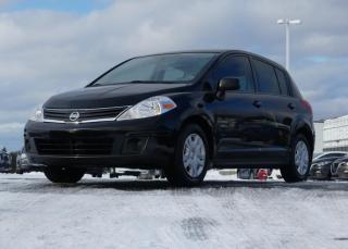Used 2012 Nissan Versa MANUELLE / for sale in St-Georges, QC