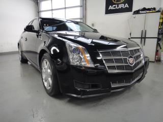 Used 2009 Cadillac CTS AWD ,PANO ROOF,NO ACCIDENT for sale in North York, ON