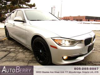 Used 2013 BMW 3 Series 328i - XDRIVE for sale in Woodbridge, ON