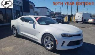 Used 2017 Chevrolet Camaro 1LT/DON'T PAY FOR 6 MONTHS OAC!! for sale in Barrie, ON