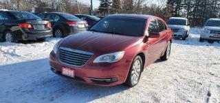 2011 Chrysler 200 S TOURING LOW KMS