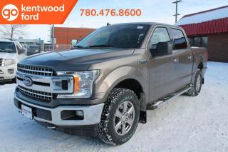 New 2020 Ford F-150 XLT 300A, 4X4 Supercrew, 2.7L Ecoboost, Auto Start/Stop, Pre-Collision Assist, Rear View Camera, Remote Keyless Entry, Cruise Control, for sale in Edmonton, AB