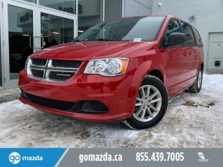 Used 2013 Dodge Grand Caravan SE - STOW N GO, DVD BLUETOOTH, PERFECT FAMILY VEHICLE for sale in Edmonton, AB