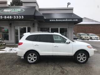 Used 2008 Hyundai Santa Fe Limited 5-Pass for sale in Mississauga, ON