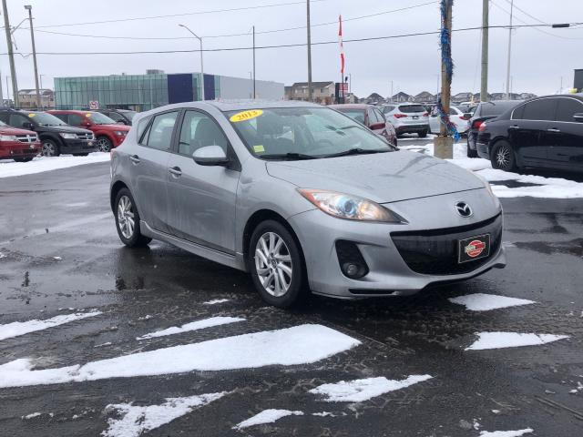 2013 Mazda MAZDA3 GS*SKYACTIVE*HEATED SEATS*SUNROOF