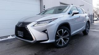 Used 2016 Lexus RX 350 LUXURY NAV PACKAGE for sale in Toronto, ON