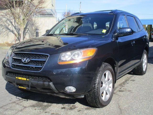 2008 Hyundai Santa Fe Limited 5-Pass