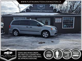 Used 2015 Dodge Grand Caravan CANADA VALUE PACKAGE for sale in Kingston, ON