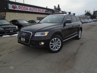 Used 2014 Audi Q5 quattro 4dr 2.0L Progressive Panoramic Roof beige for sale in Oakville, ON