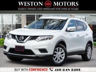 Used 2016 Nissan Rogue S*REVERSE CAMERA*WOW ONLY 81 KMS! for sale in Toronto, ON