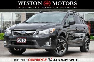 Used 2016 Subaru Crosstrek AWD*POWER GROUP*REVERSE CAMERA!!*GREAT DEAL!!* for sale in Toronto, ON