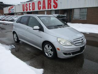 Used 2007 Mercedes-Benz B-Class Turbo ~ SAFETY INCLUDED for sale in Toronto, ON