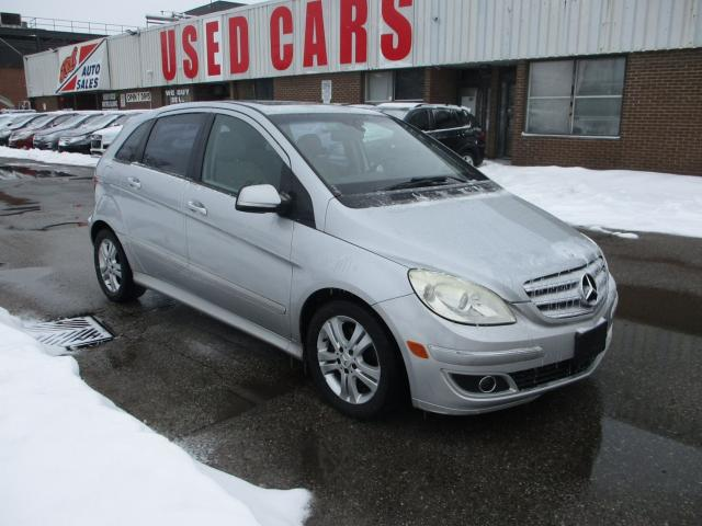 2007 Mercedes-Benz B-Class Turbo ~ SAFETY INCLUDED