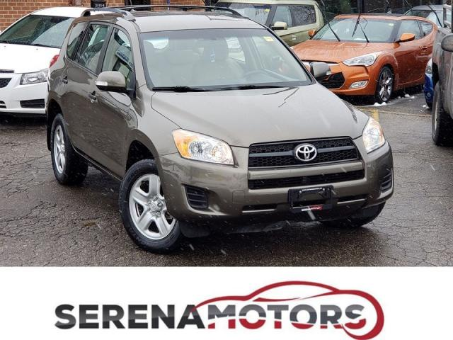 2010 Toyota RAV4 4WD | ONE ONWER | NO ACCIDENTS | LOW KM