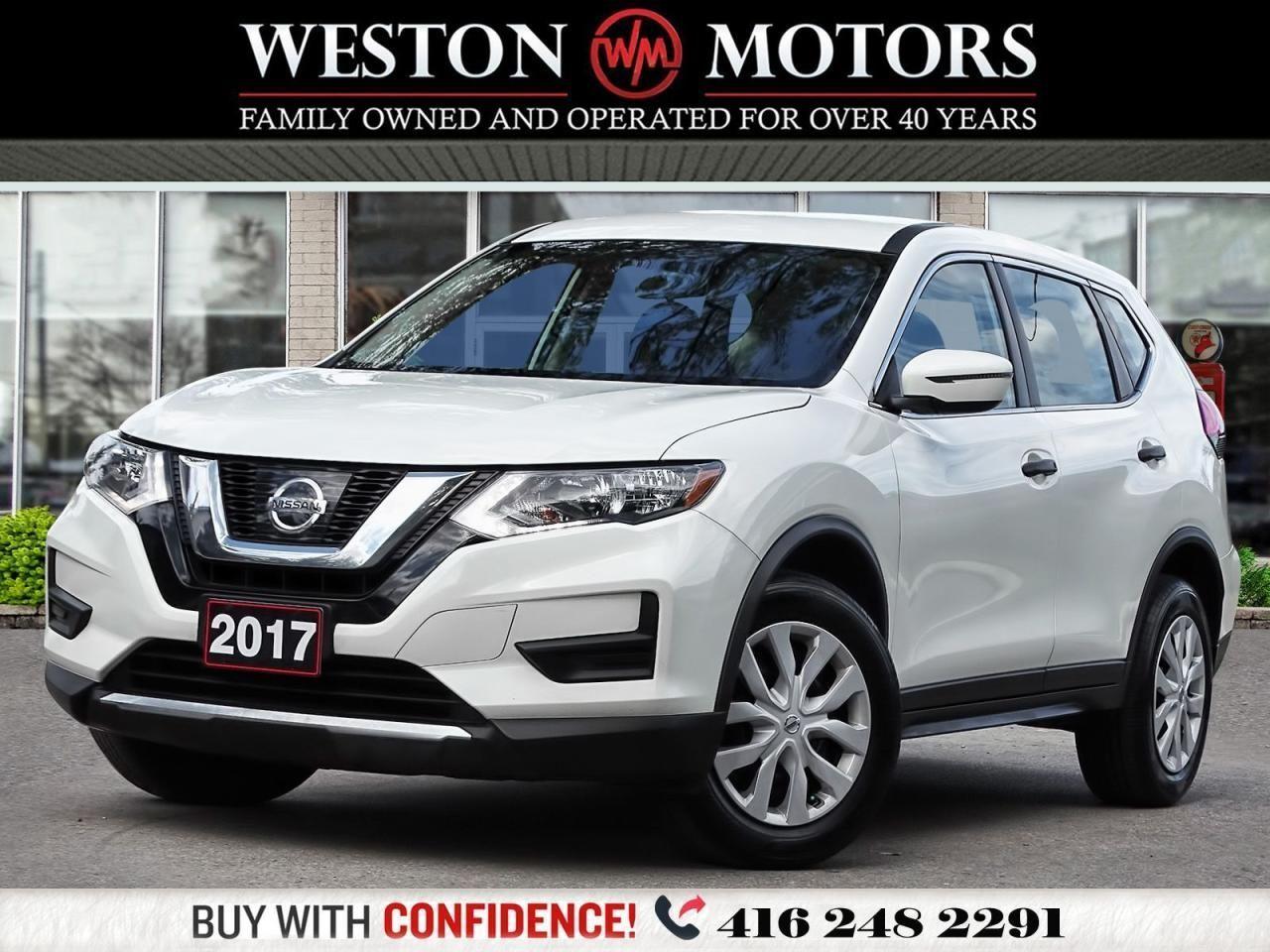 2017 Nissan Rogue SV*AWD*REVERSE CAMERA*BLUETOOTH!!*