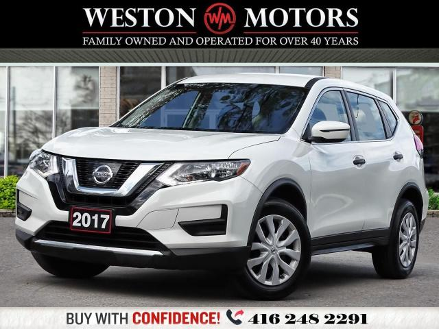 2017 Nissan Rogue SV*AWD*REVERSE CAMERA*BLUETOOTH*