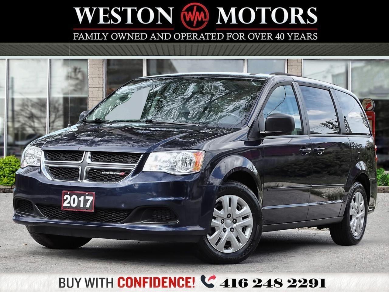 2017 Dodge Grand Caravan SXT*STOW N GO*PRICED TO SELL!!!*
