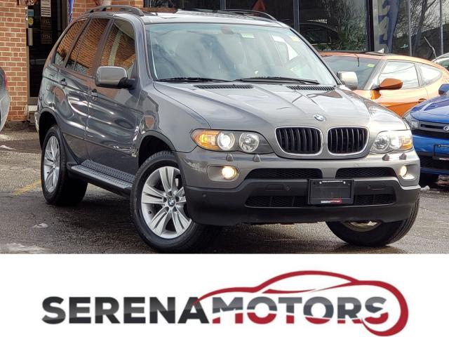 2006 BMW X5 3.0i | FULLY LOADED | NO ACCIDENTS | AS IS