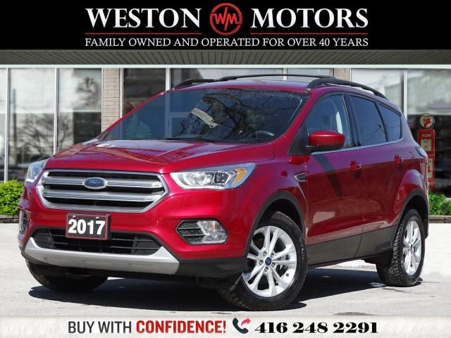 2017 Ford Escape SE*BLUETOOTH*NAVI*REV CAM!!*