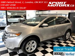 Used 2012 Ford Edge SEL V6+GPS+Camera+RMT Start+New Tires+Rust Module for sale in London, ON