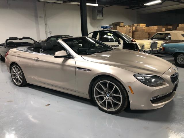 2012 BMW 6 Series 650i ONLY 93200 km