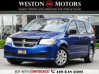 Used 2013 Dodge Grand Caravan SE*POWER GROUP*UNBELIEVABLE SHAPE!!* for sale in Toronto, ON