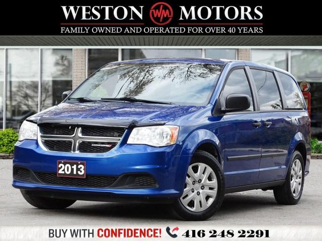 2013 Dodge Grand Caravan SE*POWER GROUP*UNBELIEVABLE SHAPE!!*