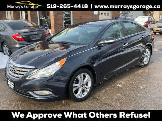Used 2012 Hyundai Sonata LIMITED for sale in Guelph, ON