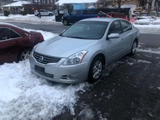 Used 2012 Nissan Altima for sale in Scarborough, ON
