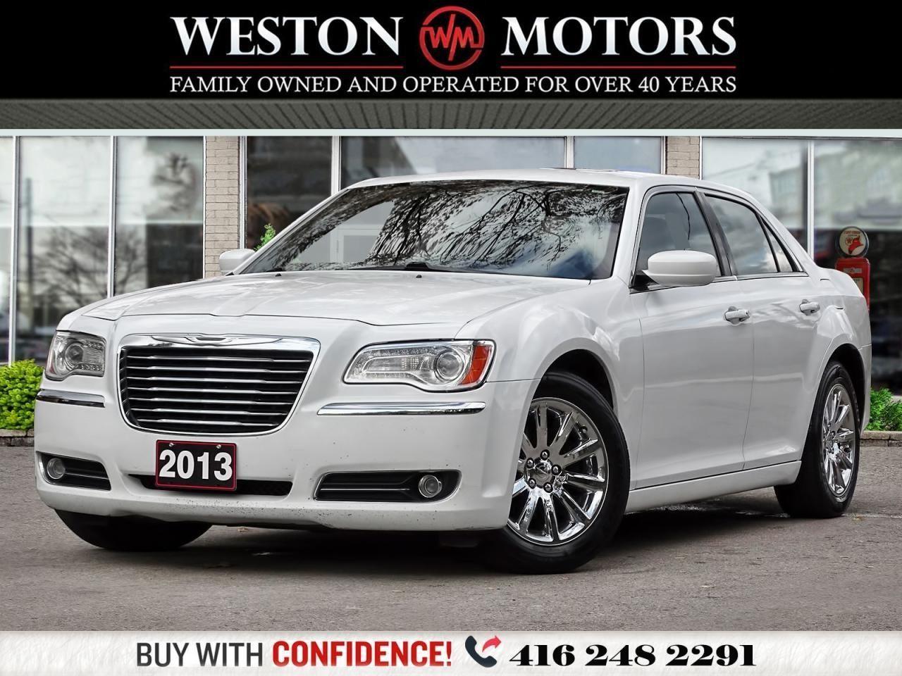 2013 Chrysler 300 LTD*PAN AM SUNROOF*LEATHER*REV CAM!*