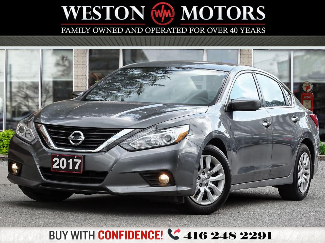 2017 Nissan Altima 2.5*S*POWER GROUP*REVERSE CAMERA
