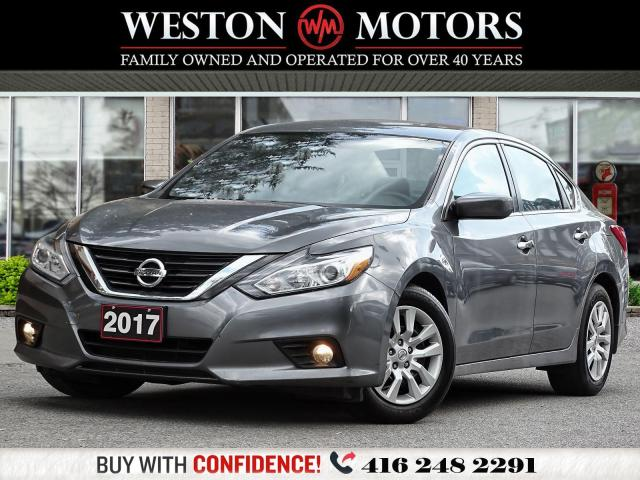 2017 Nissan Altima 2.5*S*POWER GROUP*REVERSE CAMERA*