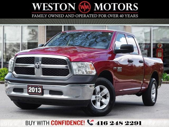 2013 Dodge Ram 1500 ST*5.7*4X4*CREW CAB*HEMI*3 YR WARRANTY!!*