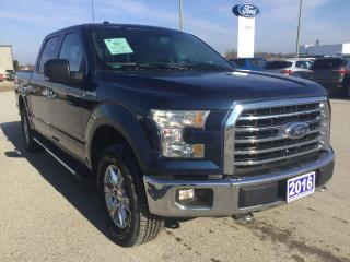 Used 2016 Ford F-150 XLT | 4X4 | Voice Activation Navigation for sale in Harriston, ON