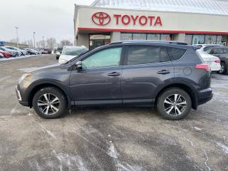 Used 2017 Toyota RAV4 XLE AWD HEATED SEATS REVERSE PARKING CAMERA for sale in Cambridge, ON