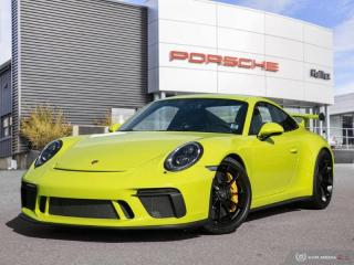 Used 2018 Porsche 911 Carrera 2 GT3 for sale in Halifax, NS