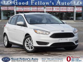 Used 2016 Ford Focus SE MODEL, 2.0L 4CYL, VOICE COMMAND/ RECOGNITION for sale in Toronto, ON