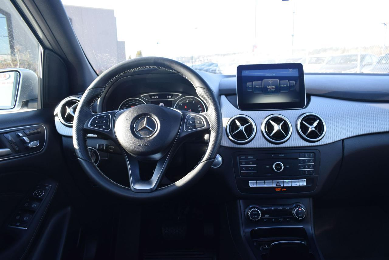 2018 Mercedes-Benz B250 4MATIC