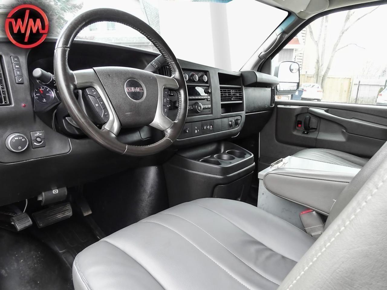 2012 GMC Savana 1500