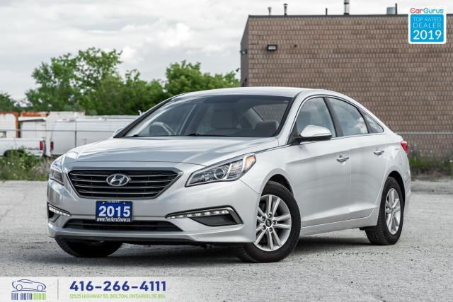 2015 Hyundai Sonata GLS|Bluetooth|Clean Carfax|Backup Camera