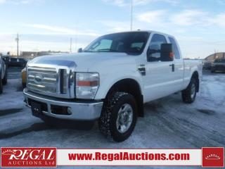 Used 2010 Ford F-250 XLT SuperCab 4WD for sale in Calgary, AB