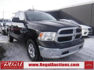 Used 2013 RAM 1500 SXT 4D Quad CAB 4WD for sale in Calgary, AB