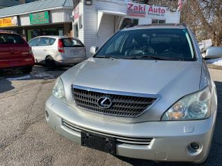 Used 2006 Lexus RX 400h RX 400h Navigation/Backup Camera/Safety included Price for sale in Toronto, ON