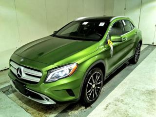 Used 2016 Mercedes-Benz GLA 250 for sale in London, ON
