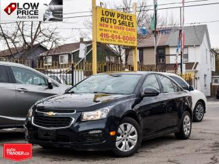 Used 2016 Chevrolet Cruze LT*AllPowerOpti*HtdSeats*Camera*Bluetooth* for sale in Toronto, ON
