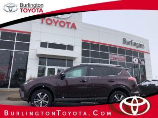 Used 2016 Toyota RAV4 XLE for sale in Burlington, ON